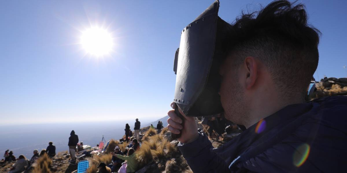Eclipse solar: ¿Por qué el periodo de oscuridad total dura solo dos minutos?