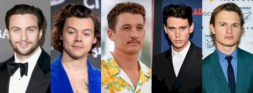 atores que se candidatam a viver Elvis Presley