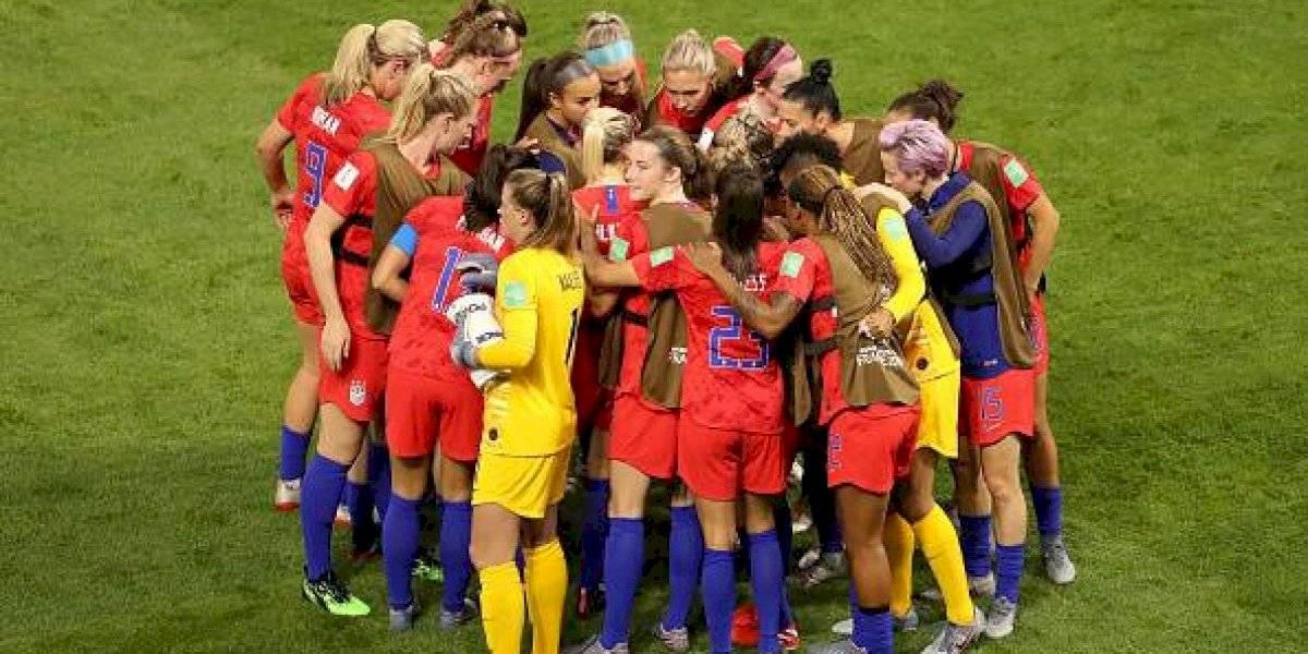 Copa Mundial femenina: Estados Unidos busca su cuarto título en la final de este domingo