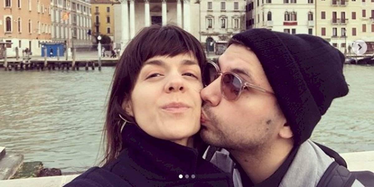Fabrizio Copano se casó en una íntima ceremonia realizada en California