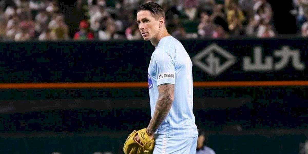 VIDEO: El fallo del 'Niño' Torres al lanzar la primera bola en partido de beisbol