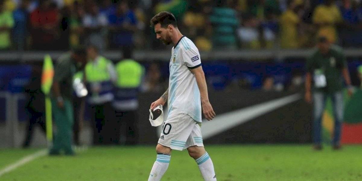 """""""Se acabó el sueño"""": La pena de la prensa argentina tras caer ante Brasil en la Copa América"""