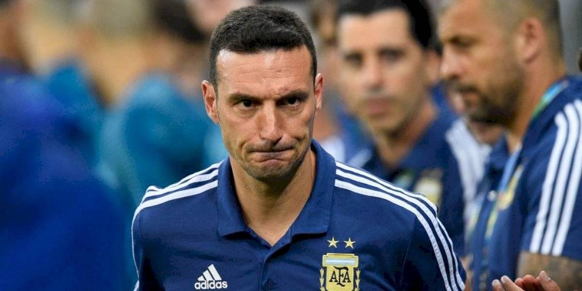 """Scaloni repasó al árbitro y sacó pecho: """"Sometimos a Brasil, fuimos superiores, pero a veces el fútbol es injusto"""""""