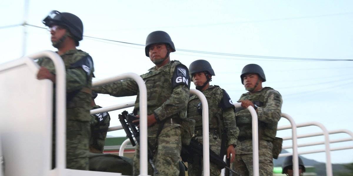Confía AMLO en Guardia Nacional para reducir homicidios en México