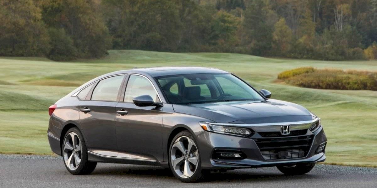 Honda se lleva el premio como Mejor Familiar del año por su Accord
