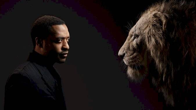 Fotos del live action de Lion King.