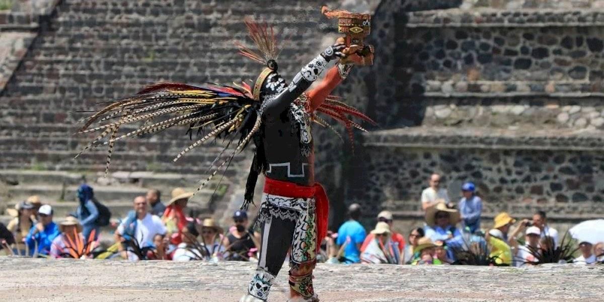 Se enciende en Teotihuacán la llama panamericana de Lima 2019