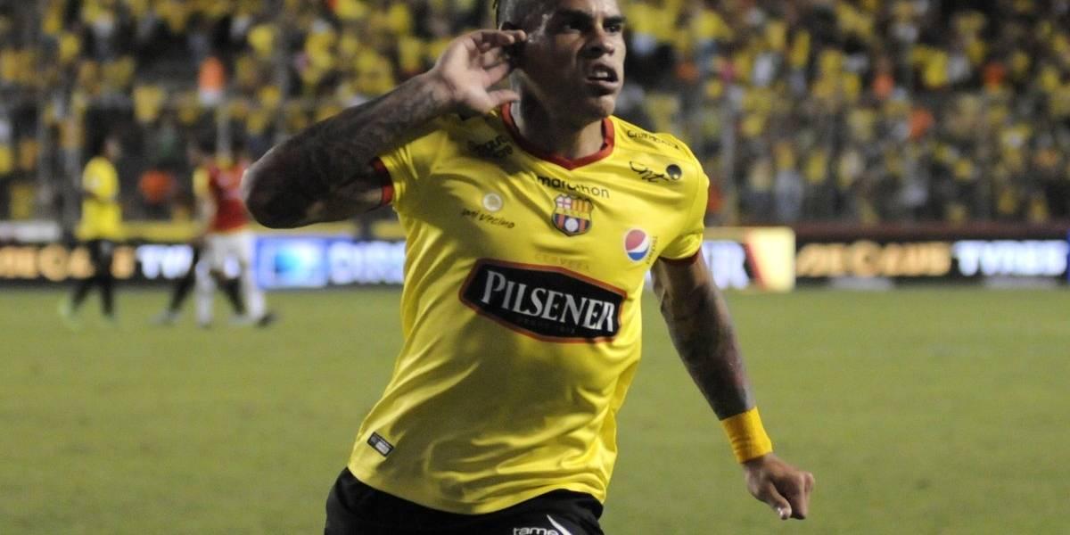 Jonathan Álvez reveló los motivos para regresar a Barcelona SC