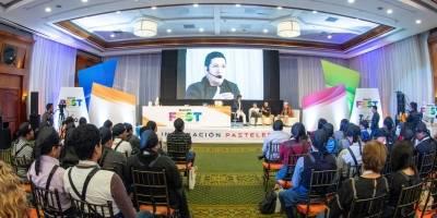 Línea Maestro hizo el Maestro FEST Inspiración Pastelera con expositores internacionales