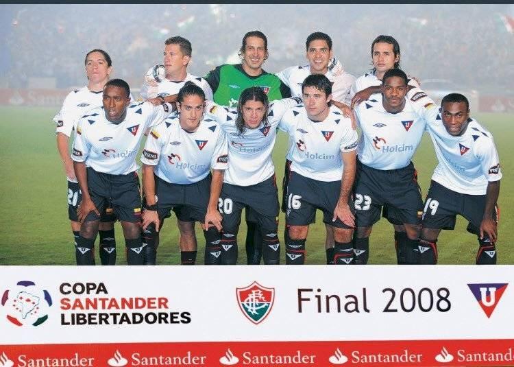 Liga de Quito, campeón de la Copa Libertadores 2008