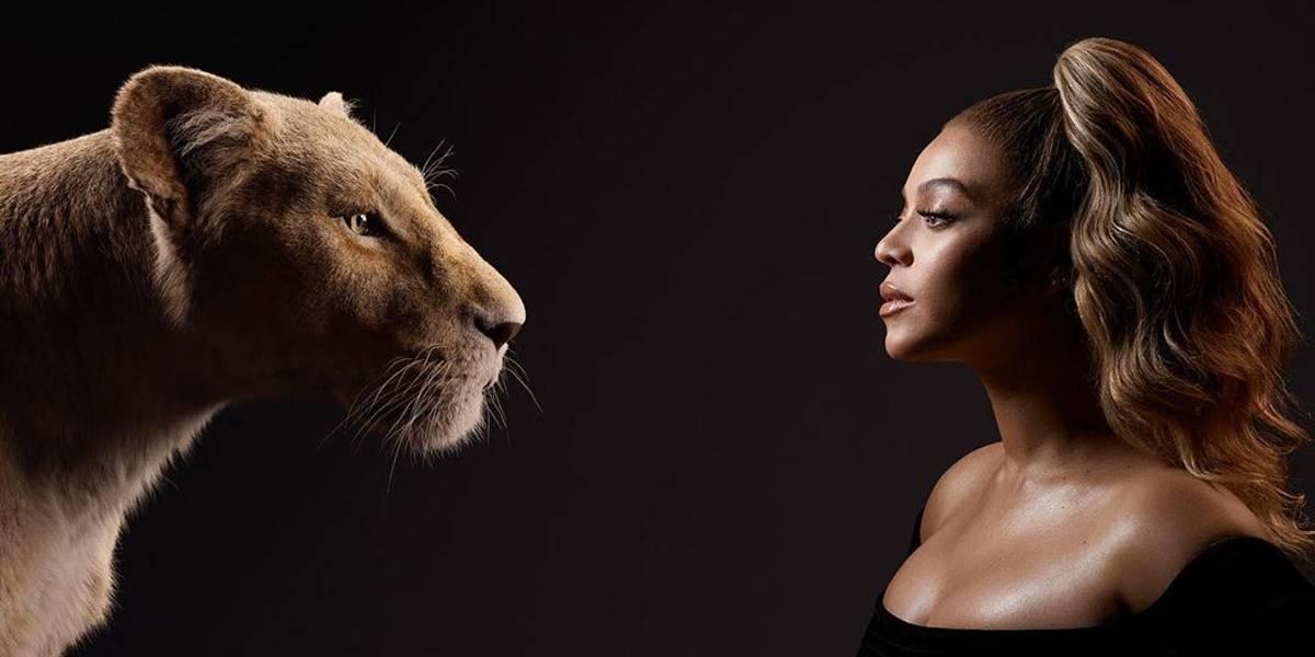 Ouça Beyoncé em 'Spirit', primeiro single da trilha sonora original de 'O Rei Leão'