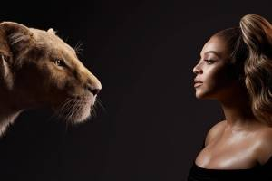 O Rei Leão Nala Beyoncé