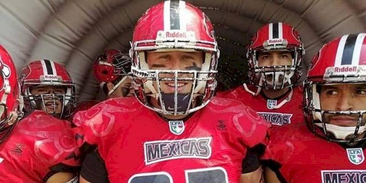 Investigan muerte de jugador de los Mexicas como posible asalto