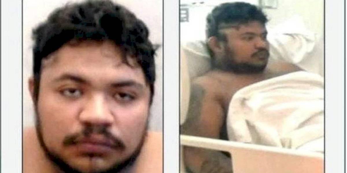 Se fuga presunto líder regional del CJNG de hospital en Oaxaca