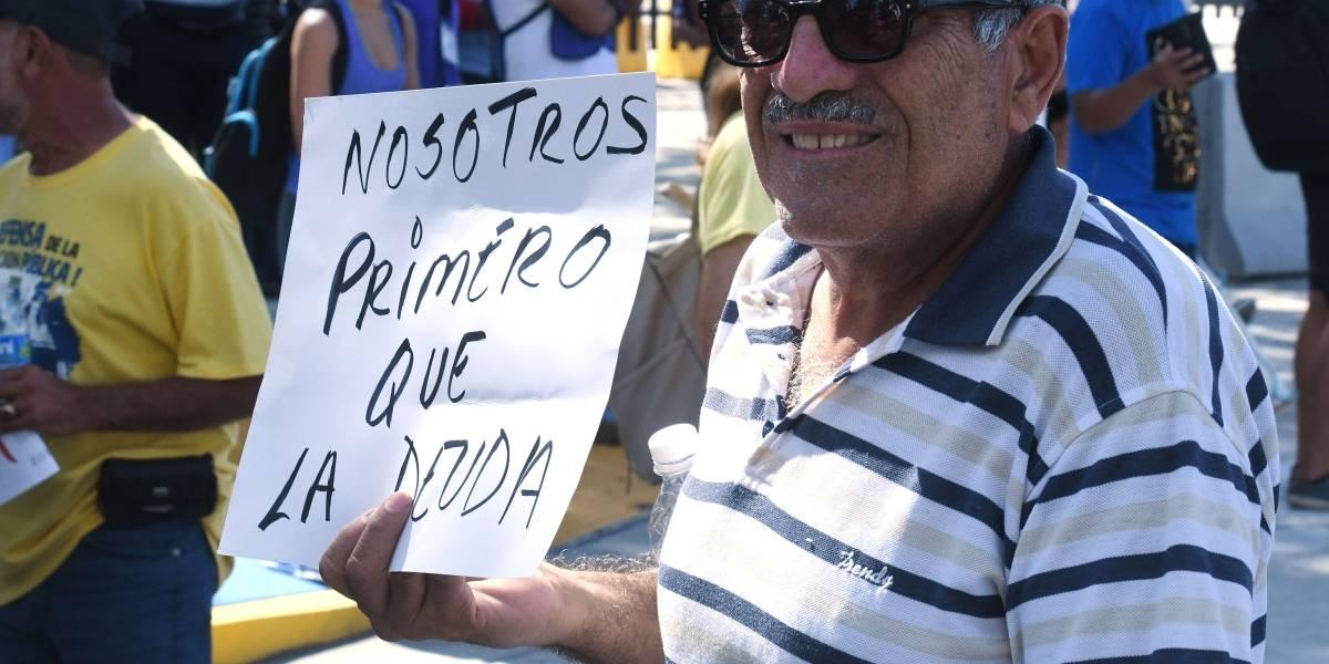 Jubilados protestarán frente a Fortaleza contra recorte a sus pensiones