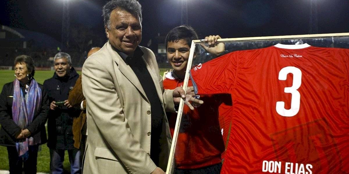 El ídolo Elías Figueroa le pidió a los hinchas del Inter de Porto Alegre que apoyen a la Roja ante Perú