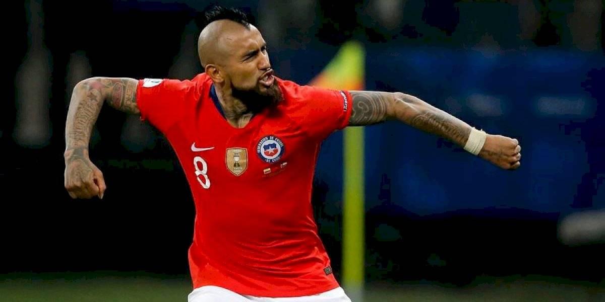 "En Perú ""calientan"" la semifinal de América con polémica columna: ""El Chile del Flaite Vidal"""