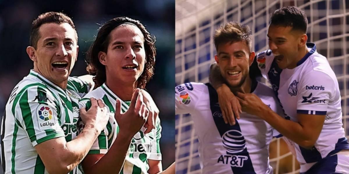 ¡Oficial! El Real Betis jugará en México ante el Puebla