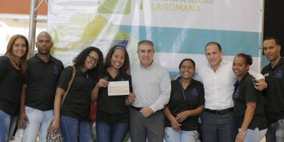 #TeVimosEn: Realizan séptima edición Concurso de Reciclaje La Romana