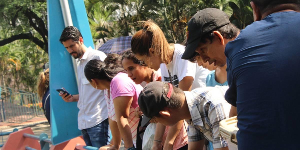 Paseo recreativo e inclusivo engalana las fiestas de Fundación de Guayaquil