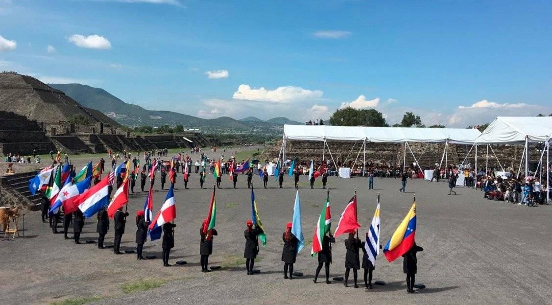 Al evento asistieron directivos entre ellos Ana Guevara |SERGIO MELENDEZ