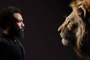 Donald Glover Simba O Rei Leão