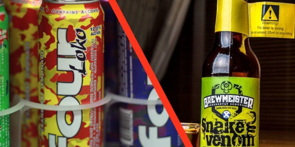 Peor que el Four Loko: Conoce a la cerveza Snake Vemon