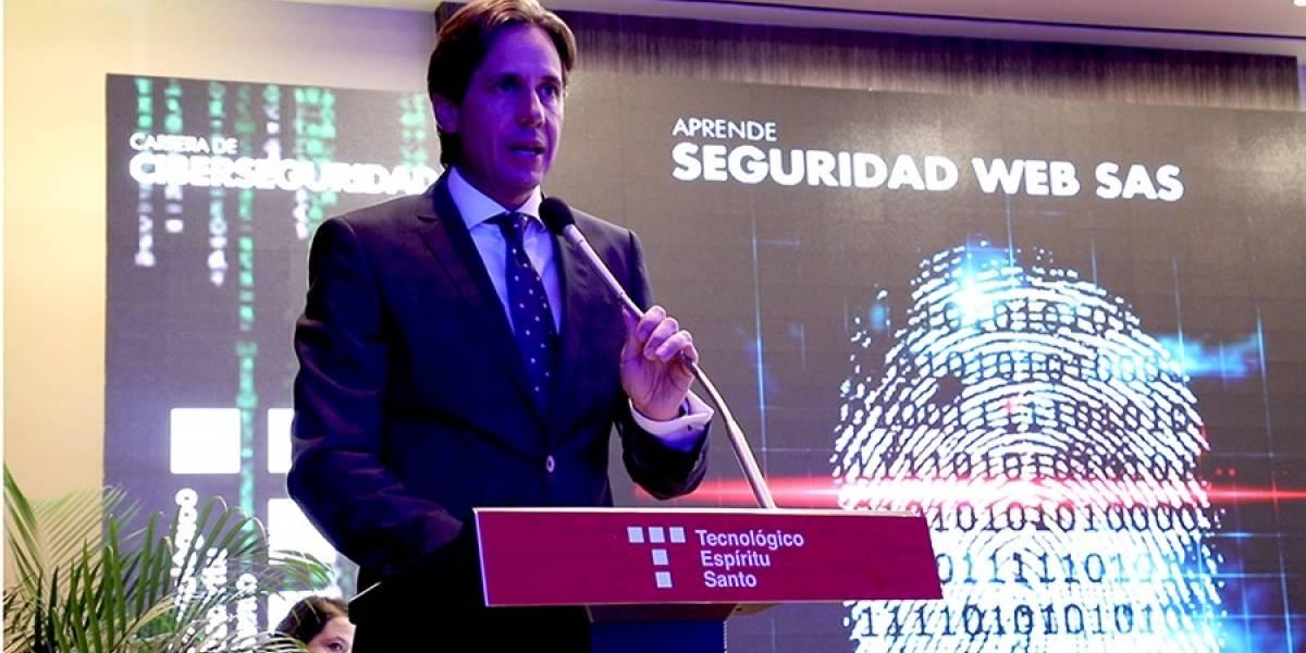 TES presentó la carrera de Ciberseguridad  en Guayaquil