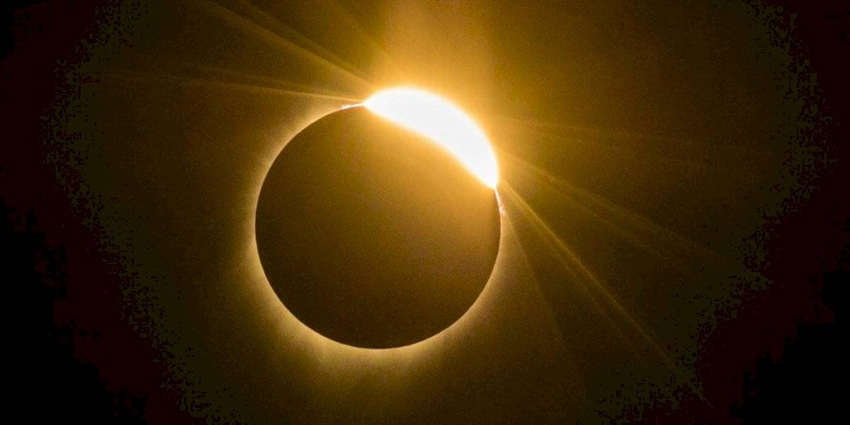 VIDEO. Revive la transmisión del espectacular eclipse solar total