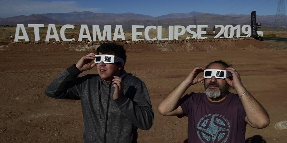 Chile aguarda con expectación el eclipse solar total