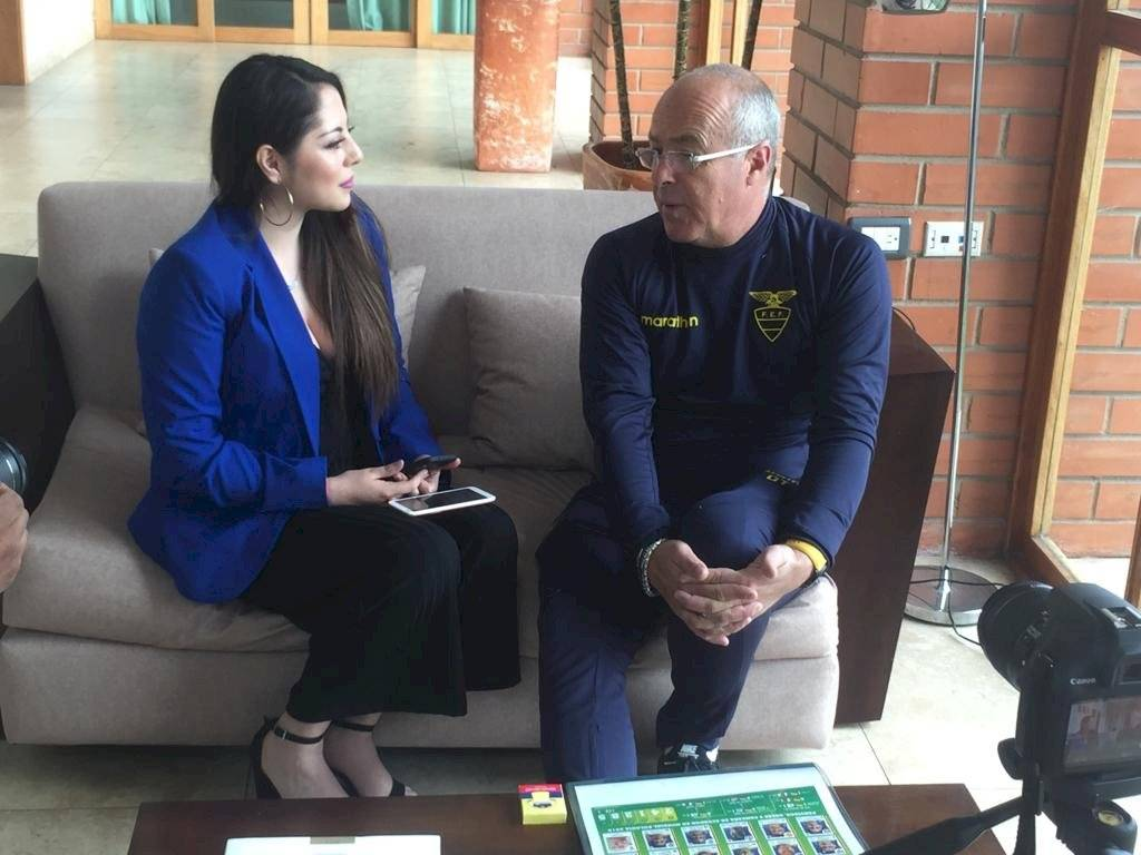 Entrevista exclusiva con Jorge Célico Metro Ecuador / Christian Carrión