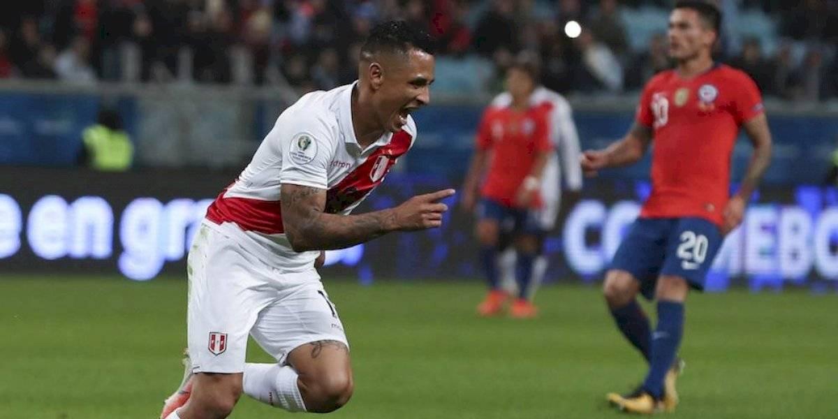 Perú pone fin al reinado de la Selección chilena