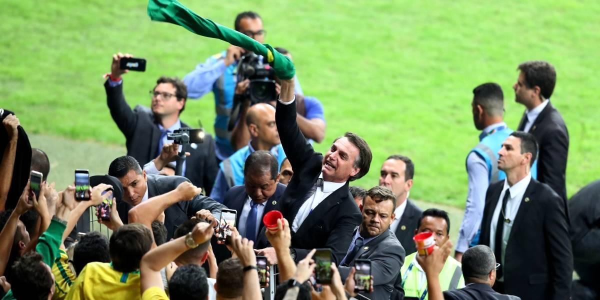 Seleção argentina cobra explicações à Conmebol sobre VAR e 'uso político da partida' por Bolsonaro