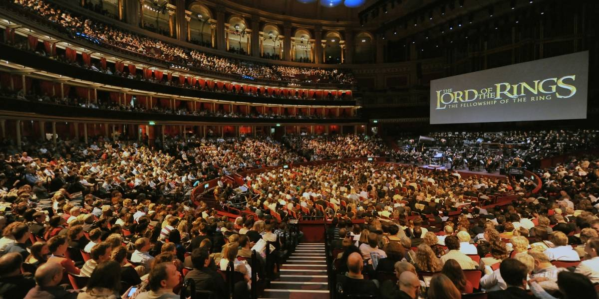 'O Senhor dos Anéis' ganha exibição com orquestra ao vivo em São Paulo