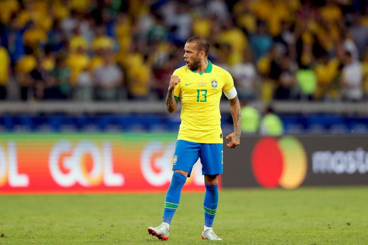 Brasil Copa América efe