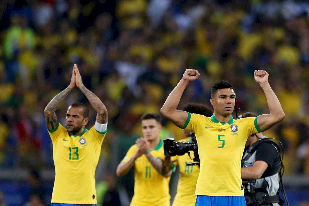 Brasil finalista de la Copa América EFE
