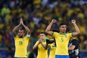 Brasil finalista de la Copa América