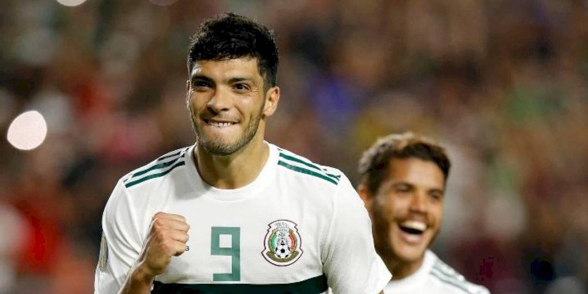México sufrió para vencer a Haití y sólo en tiempo extra aseguró un boleto para la final de Copa de Oro