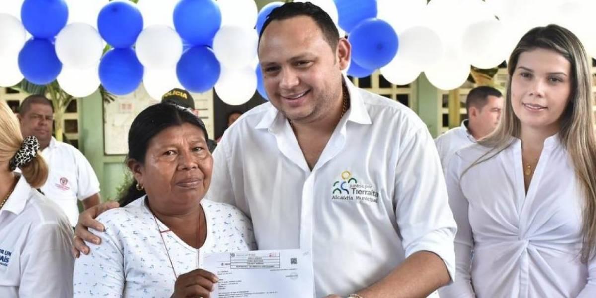 Suspenden al alcalde de Tierralta por caso del crimen de María del Pilar Hurtado