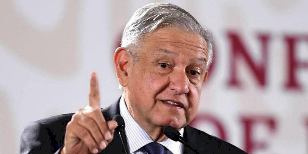 'No me comparen con Salinas', pide AMLO al rechazar partida secreta