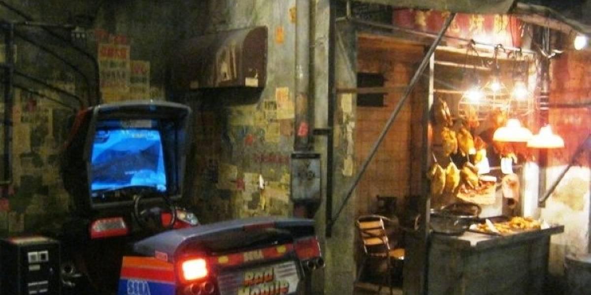 Conoce al arcade en Japón con temática Cyberpunk