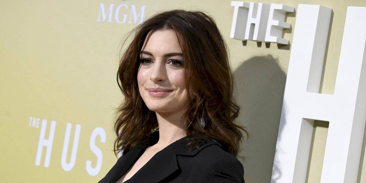 'Trabajo en proyectos que dejen mensajes positivos': Anne Hathaway