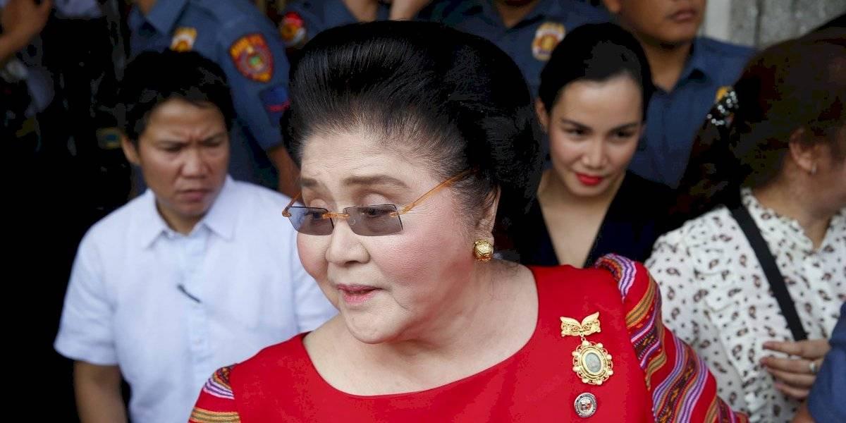 Imelda Marcos quiso celebrar a lo grande pero 261 invitados fueron intoxicados: el polémico cumpleaños de la viuda del dictador filipino