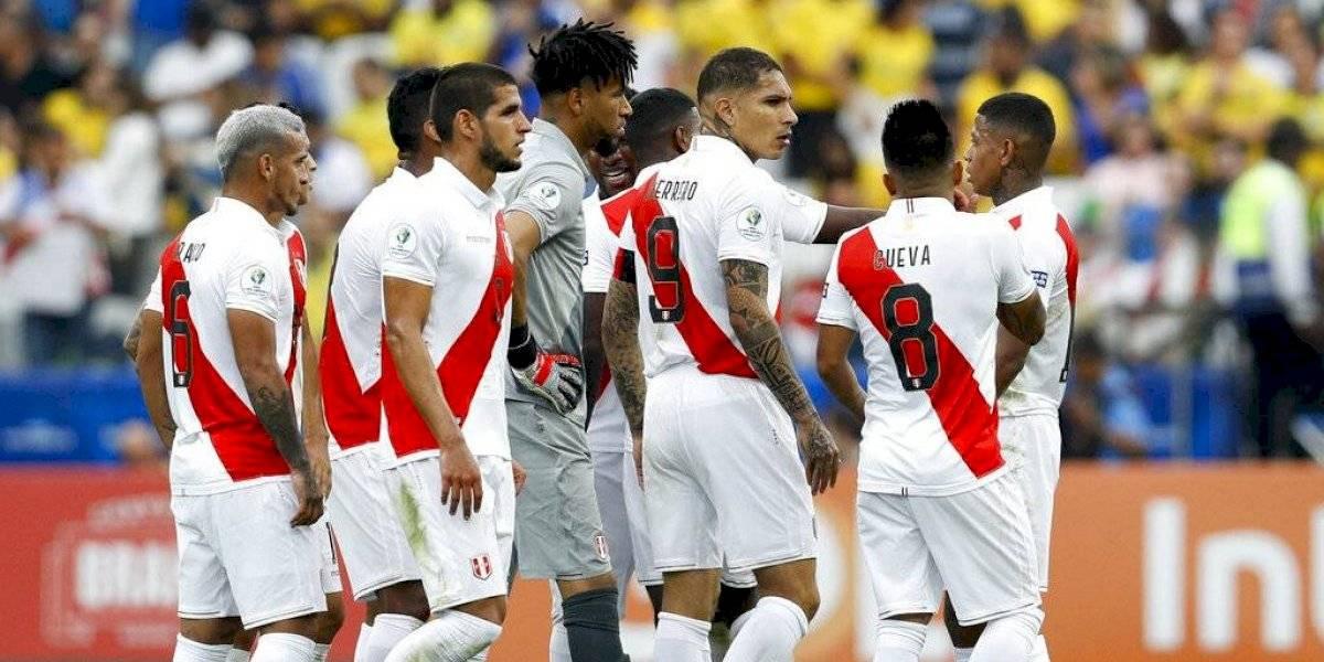 Perú confirma a todas sus estrellas en su formación titular ante Chile para la semifinal de Copa América
