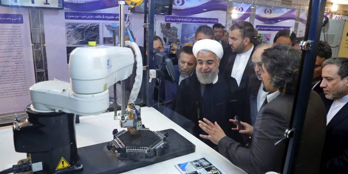 """Irán desafía a Estados Unidos: aseguran que enriquecerán uranio """"al nivel que queramos"""""""