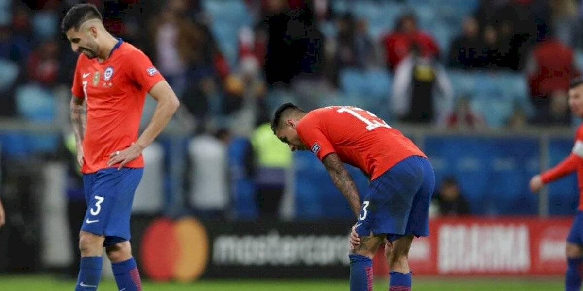 Uno a uno de Chile ante Perú en Copa América: Arias y Alexis fueron los más bajos de una noche terrible