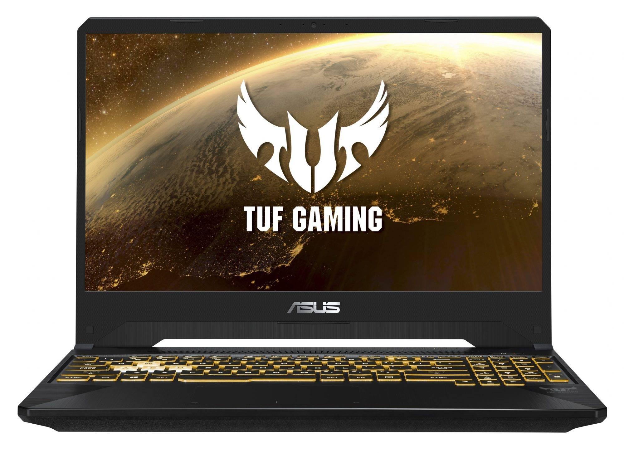 Asus presentó su notebook TUF Gaming FX505 con resistencia de grado militar