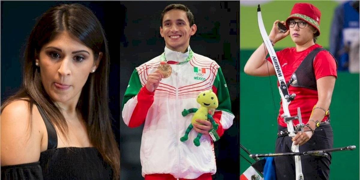 Atletas mexicanos que decidieron representar a otro país