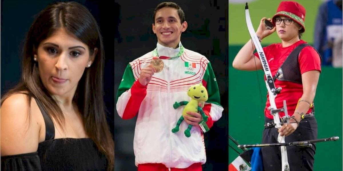 Paola Pliego y otros atletas mexicanos que decidieron representar a otro país