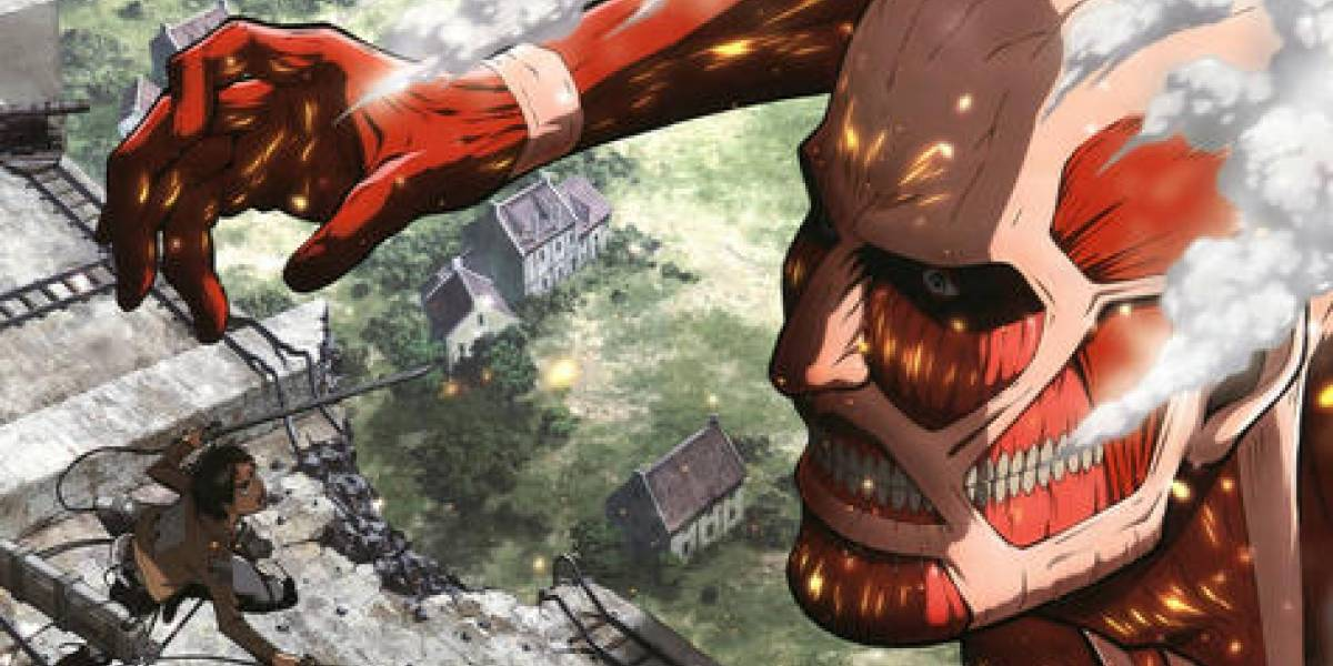Datos del fenómeno 'Attack on Titan'